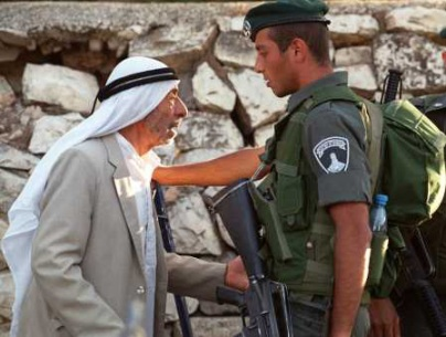 Israelisk militar stormade fangelse